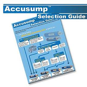 Accusump Oil Accumulator Decision Guide